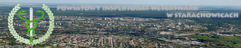Powiatowy Inspektorat Weterynarii w Starachowicach